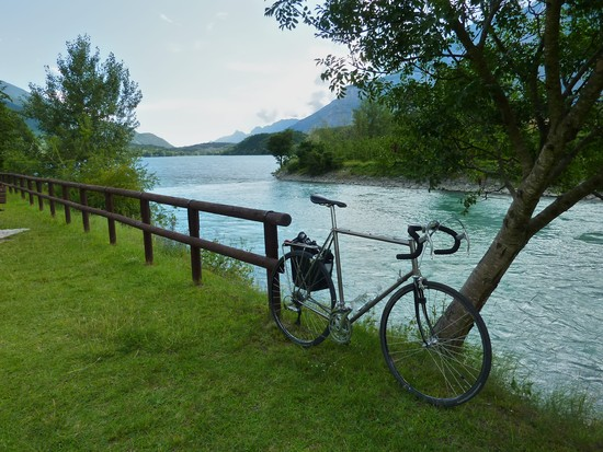 RR-Strecke Lago di cavedine