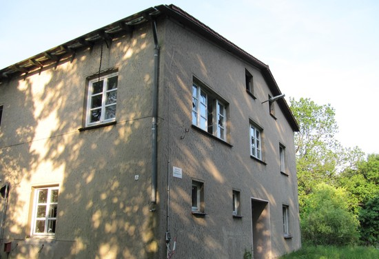 Dönitz Haus Seiteneingang