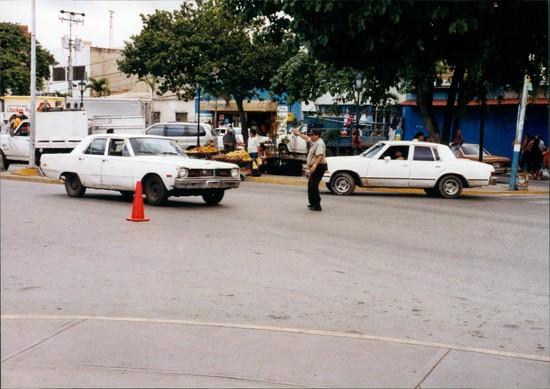 Strassenkreuzungs-Cheffe