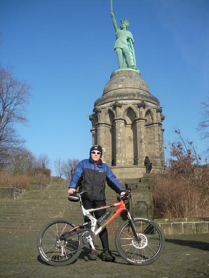 Tour zum Hermannsdenkmal am 20.02.11