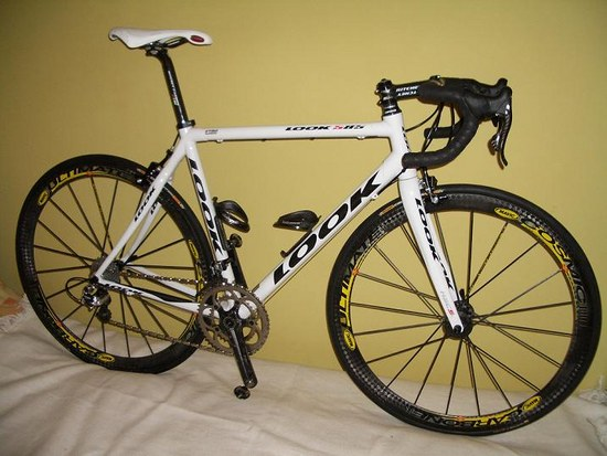 Look 585, Record, Ultimate, Ritchey WCS Carbon