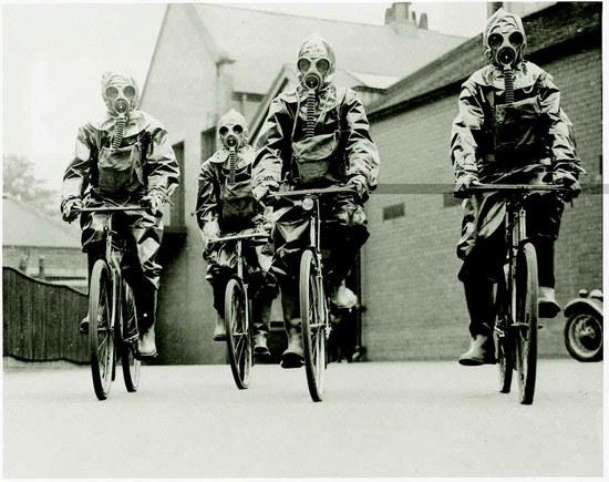 "Maskenreiter - Team ""Hypoxia"""