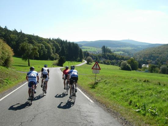 RTF Oberstedten 115 km 2.10.2011