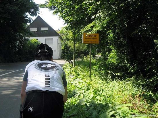RR-Tour 24.05.2009 - Blecher