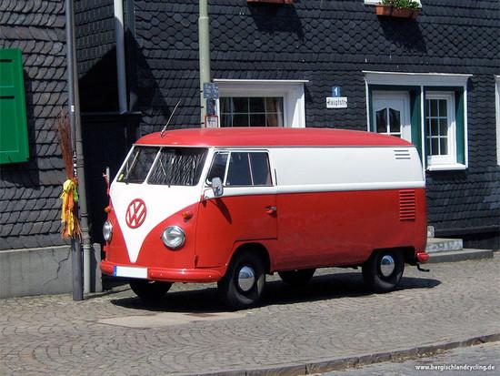 RR-Tour 25.05.2009 - VW T1