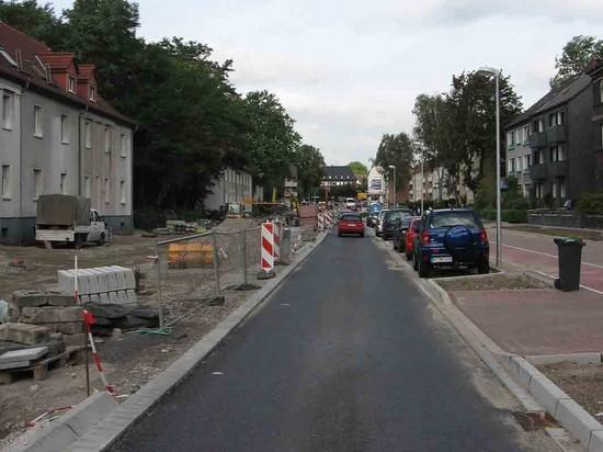 neuer Radweg