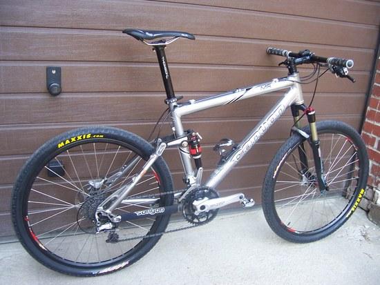 Canyon MR8 - 2004